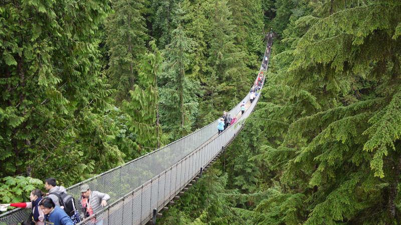 Vancouver: ce qu'il faut absolument voir dans la ville