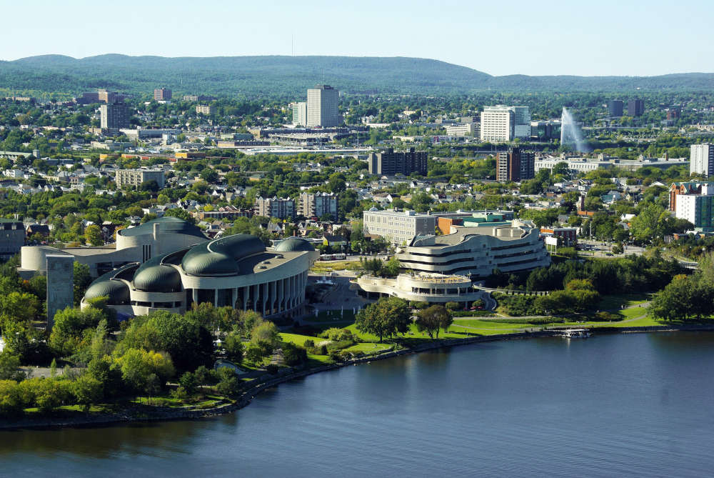 Ottawa: la capitale un peu oubliée